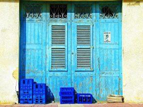 清潔なレンタル倉庫