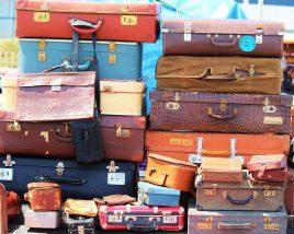 トランクルームに預ける荷物