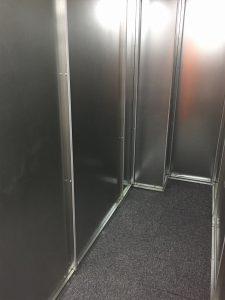 ハローストレージ白金店の人気トランクルームサイズ